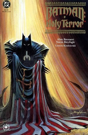 Batman: Holy Terror by Alan Brennert, Norm Breyfogle