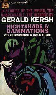 Nightshade & Damnations by Gerald Kersh