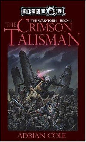 The Crimson Talisman by Adrian Cole