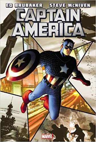 Captain America, Volume 1 by Ed Brubaker, Steve McNiven