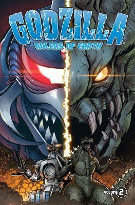Godzilla: Rulers of Earth, Volume 2 by Matt Frank, Chris Mowry, Jeff Zornow