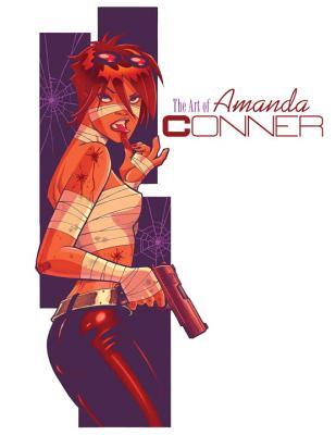 Art of Amanda Conner Hc by Amanda Conner