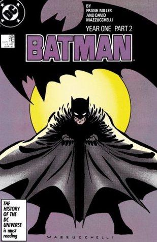 Batman (1940-2011) #405 by Frank Miller