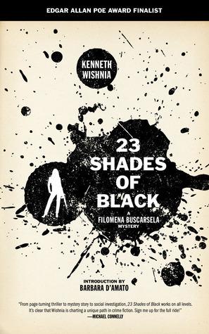 23 Shades of Black by Barbara D'Amato, K.J.A. Wishnia