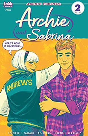 Archie (2015-) #706 by Nick Spencer, Matt Herms, Jack Morelli, Jenn St-Onge, Mariko Tamaki