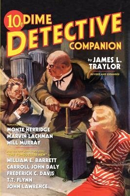 Dime Detective Companion by Carroll John Daly, Frederick C. Davis, William E. Barrett