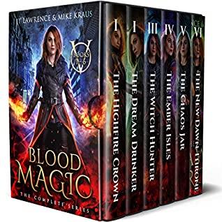 Blood Magic Box Set by M.J. Kraus, J.T. Lawrence
