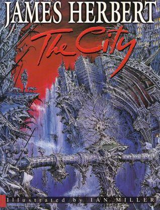 The City by James Herbert, Ian Miller