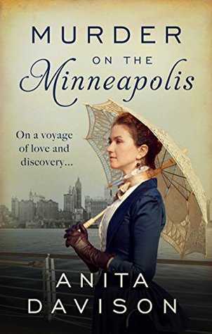 Murder on the Minneapolis by Anita Davison