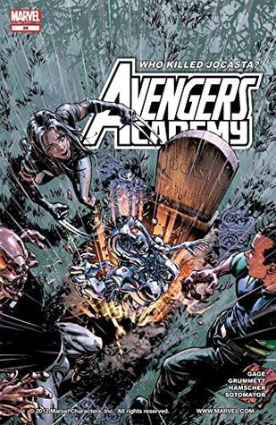 Avengers Academy #26 by Christos Gage, Cory Hamscher, Tom Grummett