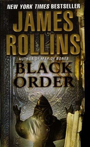 Black Order by James Rollins