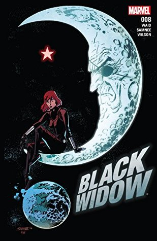 Black Widow #8 by Mark Waid, Chris Samnee