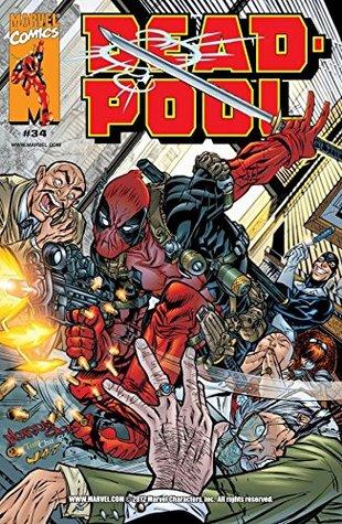 Deadpool (1997-2002) #34 by Paco Díaz, Shannon Blanchard, Albert Deschesne, Rodney Ramos, Jon Holdredge, Gus Vasquez, Christopher J. Priest