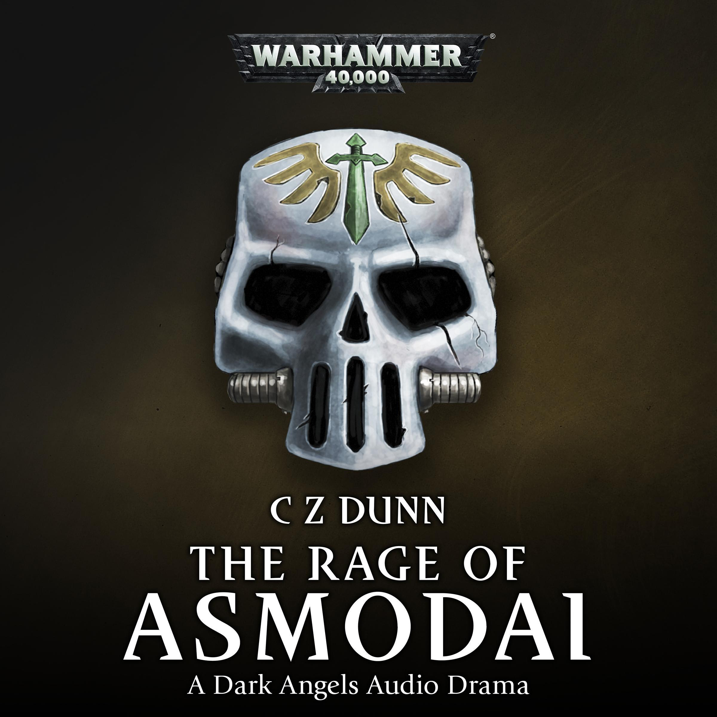 The Rage of Asmodai by C.Z. Dunn