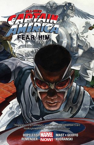 All-New Captain America: Fear Him by Dennis Hopeless, Simone Bianchi, Rick Remender, Szymon Kudranski, Andres Mossa, Joe Caramagna