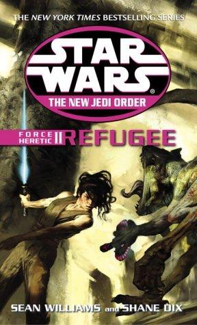 Force Heretic II: Refugee by Sean Williams, Shane Dix