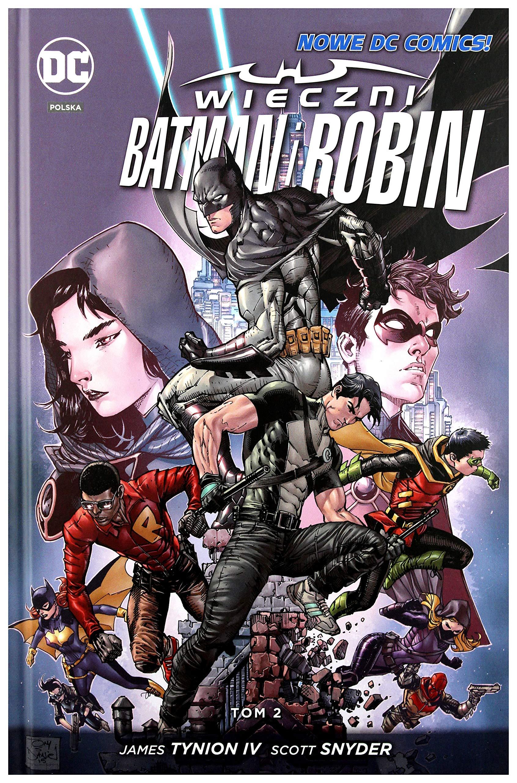 Wieczni Batman i Robin. Tom 2 by Scott Snyder, James Tynion IV