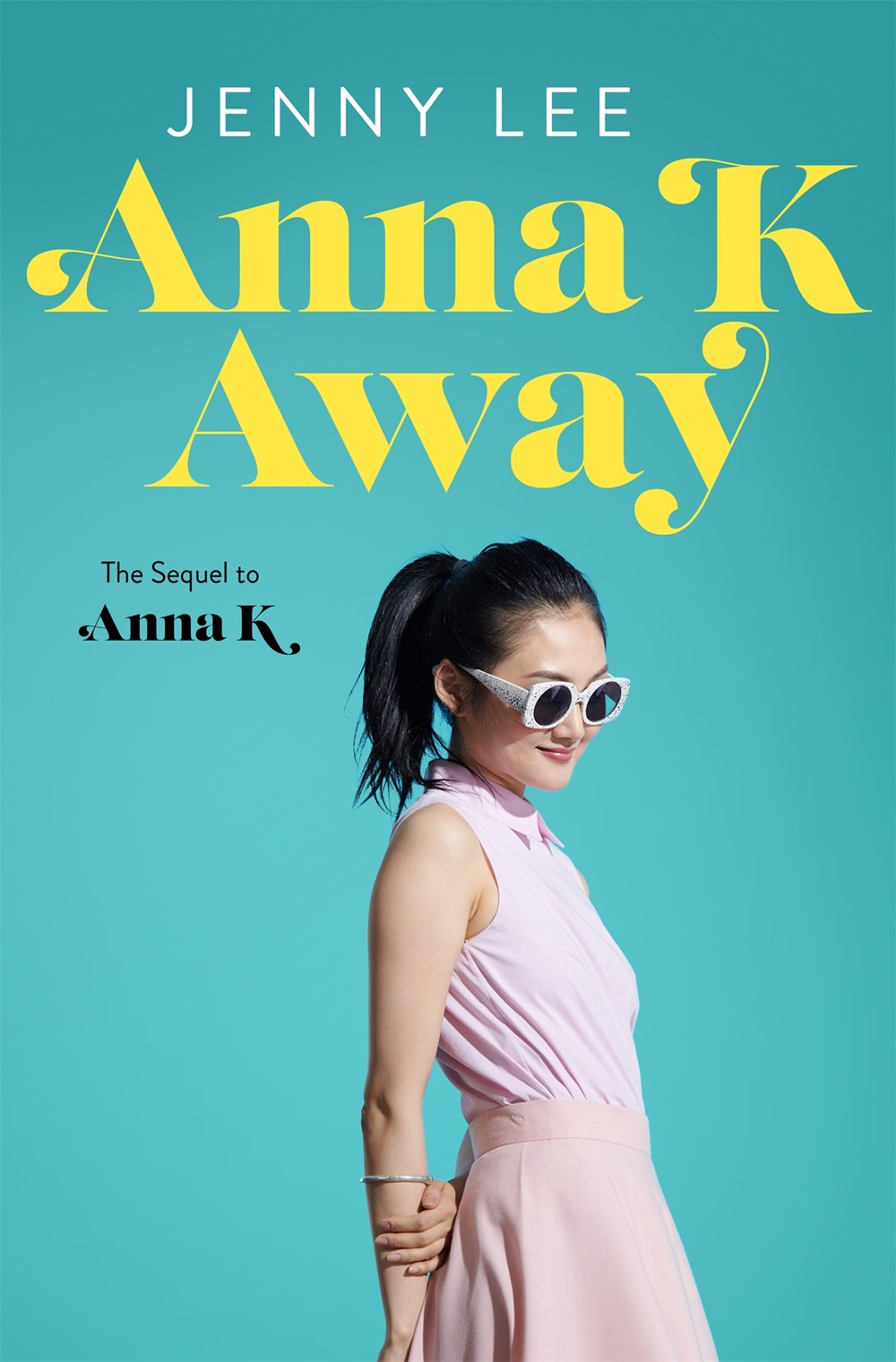 Anna K: Away by Jenny Lee