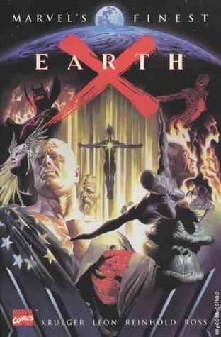 Earth X by Alex Ross, John Paul Leon, Jim Krueger