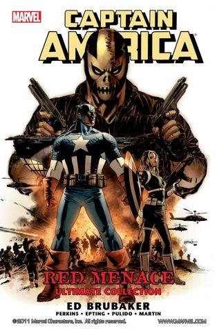 Captain America: Red Menace by Steve Epting, Mike Perkins, Ed Brubaker, Javier Pulido, Marcos Martín, Javier Rodriguez, Frank D'Armata