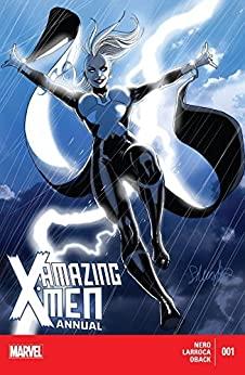 Amazing X-Men Annual #1 by Monty Nero