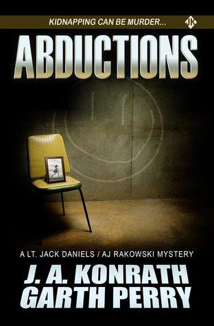 Abductions by Garth Perry, J.A. Konrath