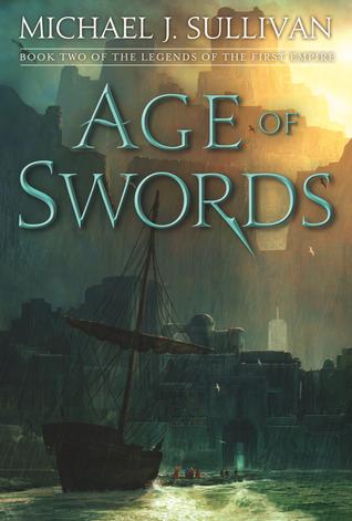 Age of Swords by Marc Simonetti, Michael J. Sullivan