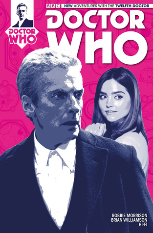 Doctor Who: The Twelfth Doctor #8 by Brian Williamson, Robbie Morrison, Hi-Fi