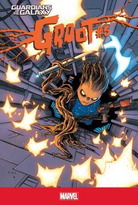 Groot #5 by Jeff Loveness