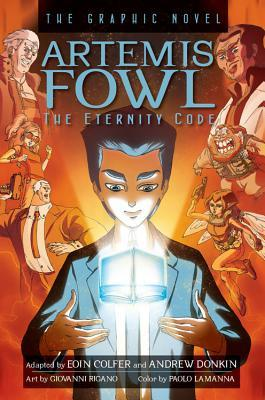 Artemis Fowl: The Eternity Code. The Graphic Novel by Eoin Colfer, Andrew Donkin, Paolo Lamanna, Giovanni Rigano