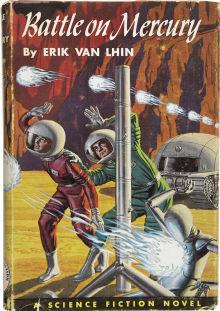 Battle on Mercury by Lester del Rey, Erik van Lhin