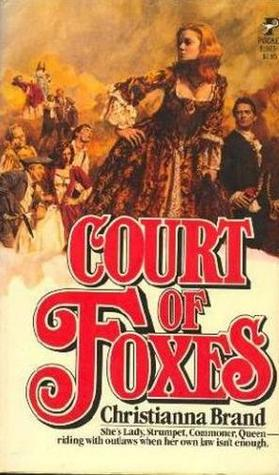 Court of Foxes by Christianna Brand