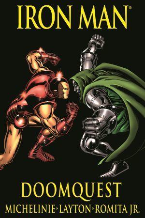 Iron Man: Doomquest by Bob Layton, David Michelinie, John Romita Jr.