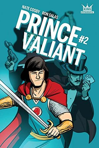 King: Prince Valiant #2 by Ron Salas, Nate Cosby