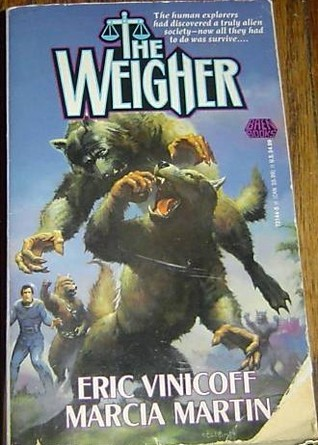 The Weigher by Eric Vinicoff, Marcia Martin