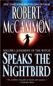 Judgment of The Witch by Robert R. McCammon