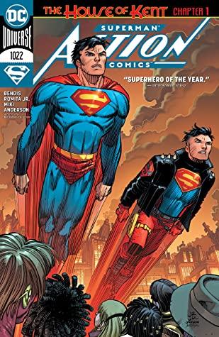 Action Comics (2016-) #1022 by Klaus Janson, Brian Michael Bendis, Brad Anderson, John Romita, Danny Miki