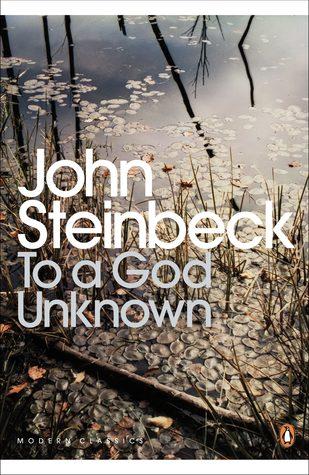 To a God Unknown by Robert DeMott, John Steinbeck