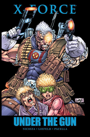 X-Force: Under the Gun by Mike Mignola, Rob Liefeld, Terry Shoemaker, Greg Capullo, Fabian Nicieza, Mark Pacella