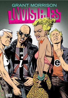 The Invisibles Book Three Deluxe Edition by Rick Taylor, Keith Aiken, Ray Kryssing, Grant Morrison, Daniel Vozzo, Mark Hempel, Kevin Somers, John Stokes, Phil Jimenez, Todd Klein, Michael Lark