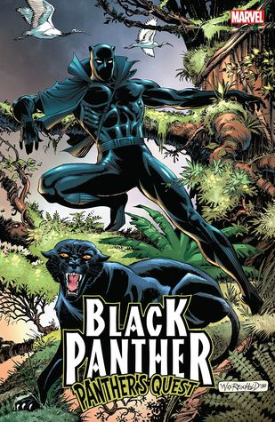 Black Panther: Panther's Quest by Don McGregor, Gene Colan