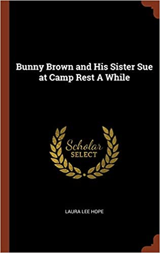 Bunny Brown and His Sister Sue at a Sugar Camp by Laura Lee Hope