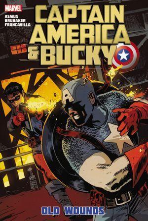 Captain America & Bucky: Old Wounds by Ed Brubaker, Francesco Francavilla, James Asmus, Joe Caramagna