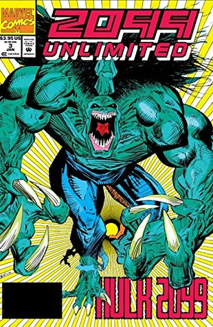 2099 Unlimited #3 by J.J. Birch, Chris Wozniak, Ned Sonntag, Evan Skolnick, Gerard Jones