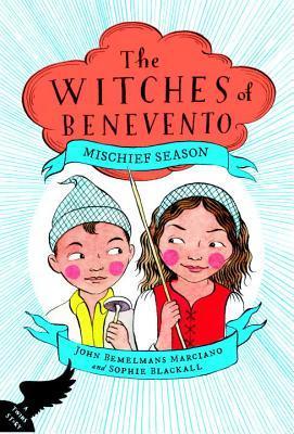 Mischief Season: A Twins Story by Sophie Blackall, John Bemelmans Marciano