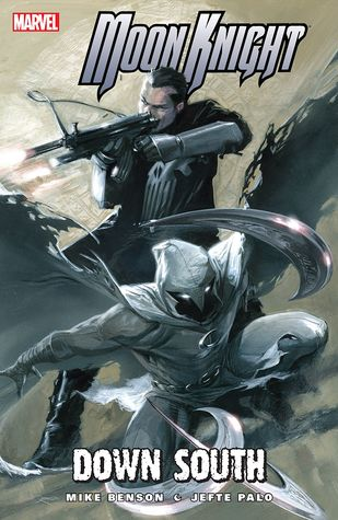 Moon Knight, Volume 5: Down South by Jefte Palo, Mike Benson