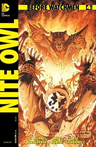 Before Watchmen: Nite Owl #4 by John Higgins, Andy Kubert, J. Michael Straczynski, Joe Kubert
