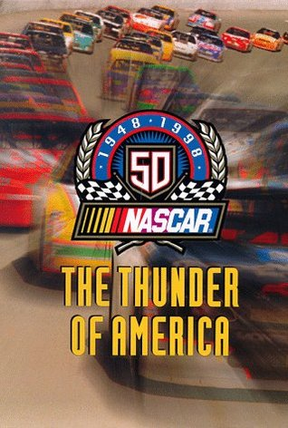 Nascar: The Thunder of America by Joyce L. Vedral, NASCAR