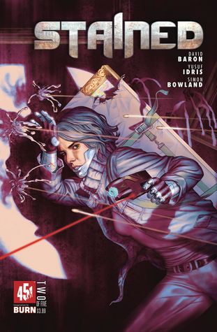 Stained #2 (Stained, #2) by Yusuf Idris, David Baron