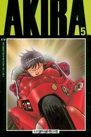 Akira, #5: Cycle Wars by Katsuhiro Otomo